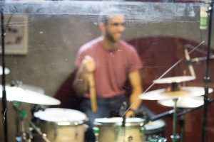 Record drums online home page