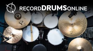 Record drums online homepage, thumbnail