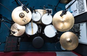 Remote session drummer home page