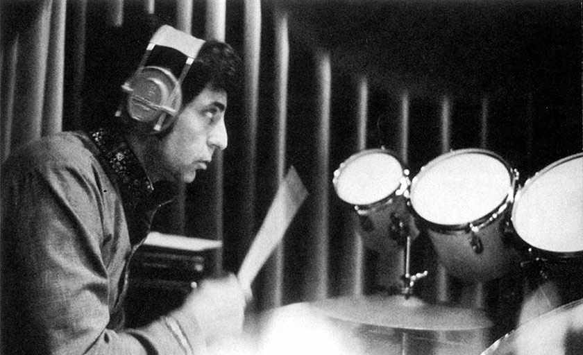 Hal Blaine: The Godfather Of Session Drumming
